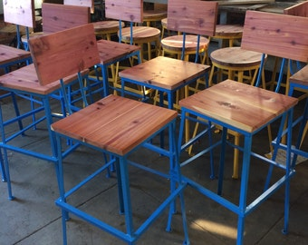 Bar Stools, Bar stools with Backs, Bar stool industrial