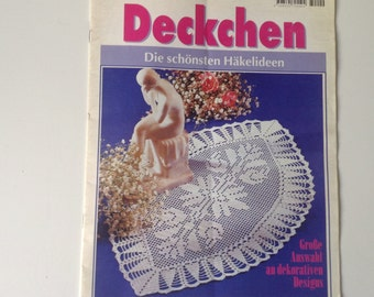 German Crochet Magazine