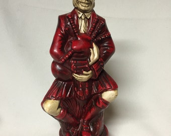 Vintage Liquor Decanter - 1969 - Whyte and Mackays Scotch