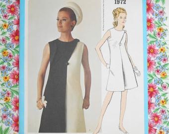Vogue Americana Sewing Pattern #1972 - BILL BLASS- Size 12