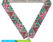 Wild Morocco Blitzy Band , Nonslip headband, lilly headband, adjustable headband
