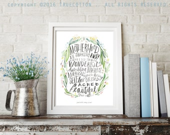 Mother's Day Print
