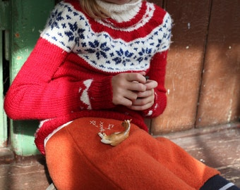 "Jumper ""Edda"" for kids"