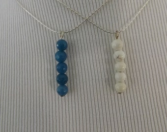 Gemstone Stack Necklace