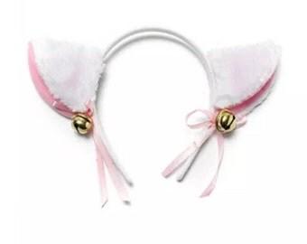 Kawaii Cat Ears Headband Cosplay Lolita