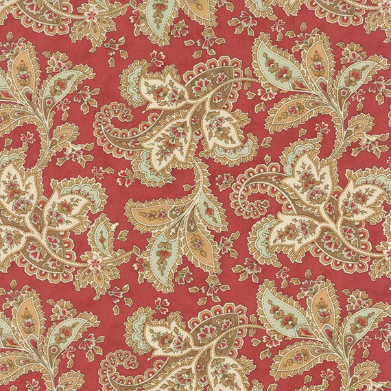 Moda Larkspur by 3 Sisters Rose 44101-16 Quilting Fabric