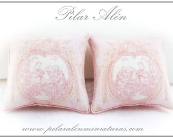 Pillows Toile Jouy