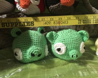Piggies from Angry Birds