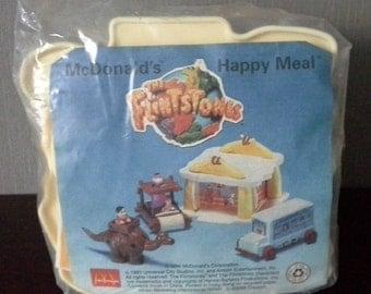 The Flintstones  rocdonalds still bagged
