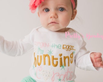 Baby Easter Shirt for Girls – Sizes Newborn to XL14