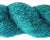 Mohair Merino 12ply Brushed yarn shade 394.