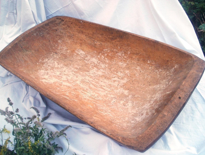 Amazoncom: antique-wooden-dough-bowls