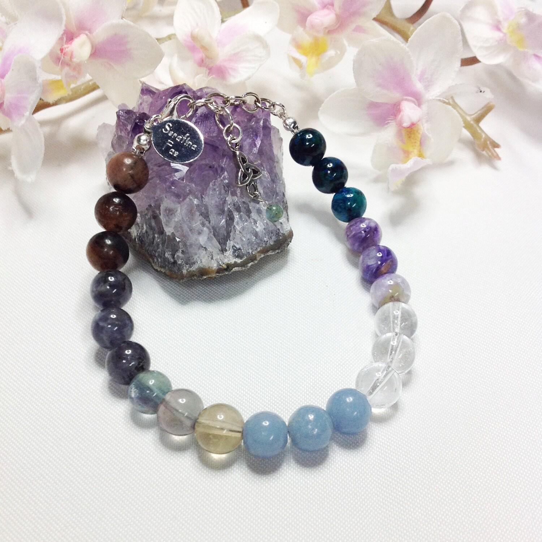 custom made spiritual and healing bracelet spiritual jewelry
