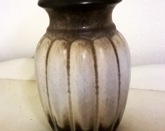 Small Sheurich West German Pottery Vase - 1970s