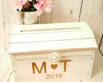 Wedding card box,card box,Gift card box, rustic wedding decor