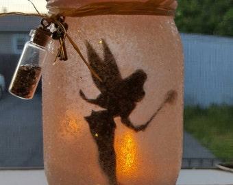 Tinkerbell fairy Lantern