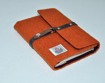 HARRIS TWEED Hobonichi cover- Classic Wrap (Notebook NOT included)