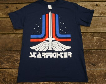 The Last Starfighter - Star League Starfighter T-shirt