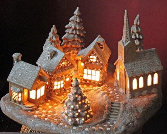 Christmas Village Sets
