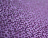 Handmade Recycled Cotton Paper - Embossed