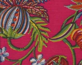 Quadrille Jacaranda Pillow Cover