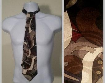 Cellini Tie for Men Silk 1980s Tie //Mens Fashions//Vintage NeckTie//Vintage Mens Fashions//1980  Business Career Men
