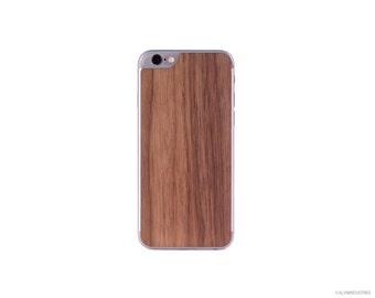 Real Walnut iPhone 6 / 6 Plus Wood Skin