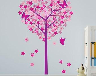Family Tree Vinyl Wall Art
