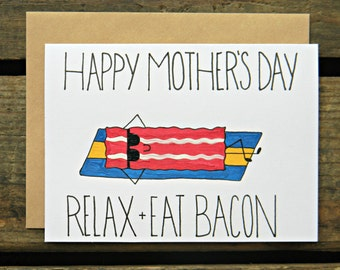 Mother's Day Bacon/Crossfit/Fitness/Paleo
