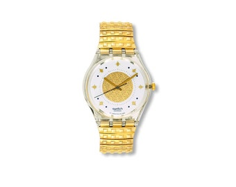 Swatch Golden Waltz GK142  - NEW OLD STOCK - with Original Box