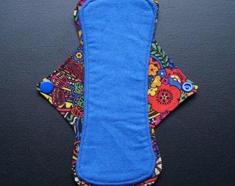 Violet Femme 18.5 cm length Flannel top Star liner