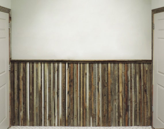 Barnwood Wainscoting Reclaimed Wood Wall Paneling