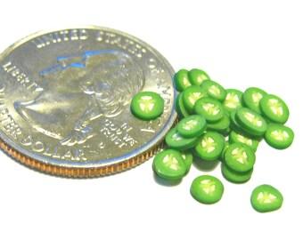 FLASH SALE Miniature Jalapeno Slices 30pcs