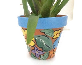 Indoor plant pot | Etsy