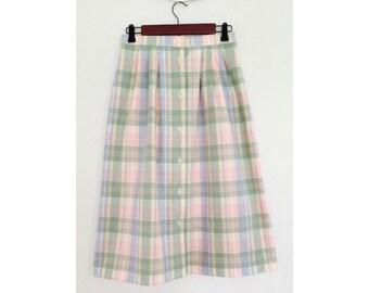 Vintage Skirt Audrey Hepburn Style