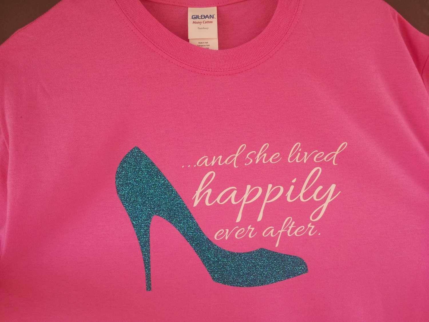 And she lived happily ever after custom t shirt for Disney happily ever after shirt