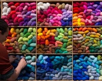 3x Angora PURE. Favourite Colour. Angora PURE. Homegrown Angora Yarn. Seidenhase