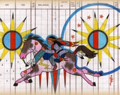 WIND HORSE LEGEND - The Choctaw Legend of the Wind Horse