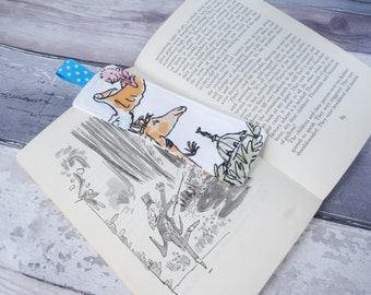 Personalised The giraffe, the pelly and me bookmark, Roald Dahl bookmark, personalised kids bookmark, teacher gift, thank you gift