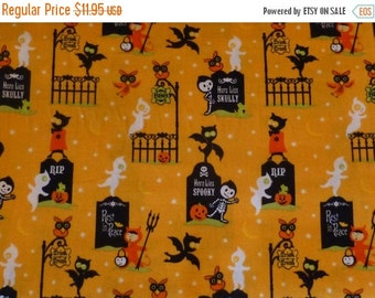 Clearance Sale Cotton Fabric, Decorate, Home Decor,Halloween Fabric Costume Clubhouse Riley Blake Designs,Fast Shipping, HH104
