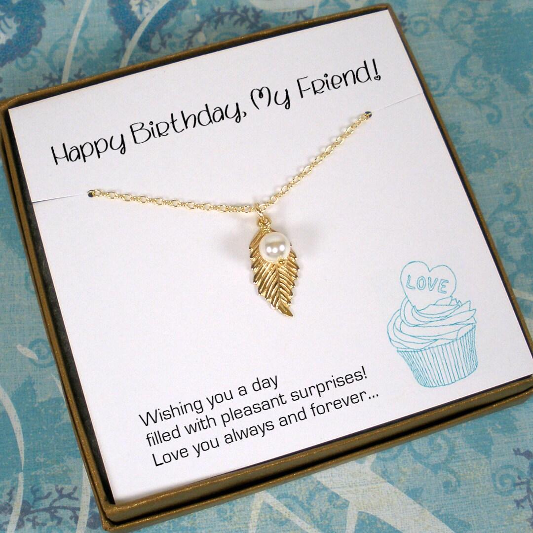 Friend Birthday Gift Birthday Gifts for Best Friend Friend