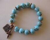 Bronze-Veined Turquoise B...