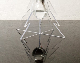 Oil Lamp – Lantern – Light Bulb – Light Bulb Oil Lamp – Recycling Light Bulbs – Light Bulb Recycling – Recycle Light Bulbs – Creative Lamp