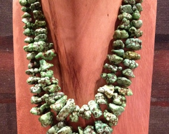 green turquoise rough