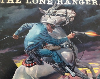 The Lone Ranger - vinyl record