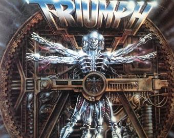 Triumph - Thunder Seven - vinyl record