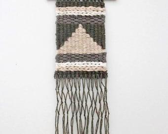 Boho Style Weaving, Woven Wall Hanging, Wall Weaving, Tapestry, Boho Decor, Fiber Art, Wall Art, Weaving, Fiber Hanging, Home Decor