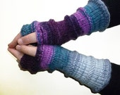 15 % OFF Coupon Code VALENTINESDAY Fingerless gloves | Arm warmers | Womens Fingerless Mittens | Wrist warmers | Hand warmers