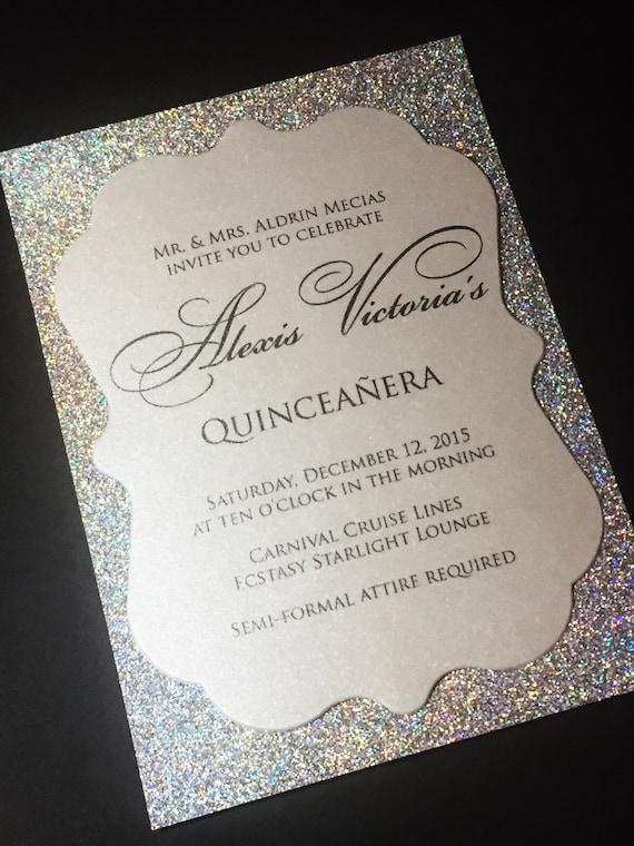 Spanish Wording For Quinceanera Invitations is good invitations design