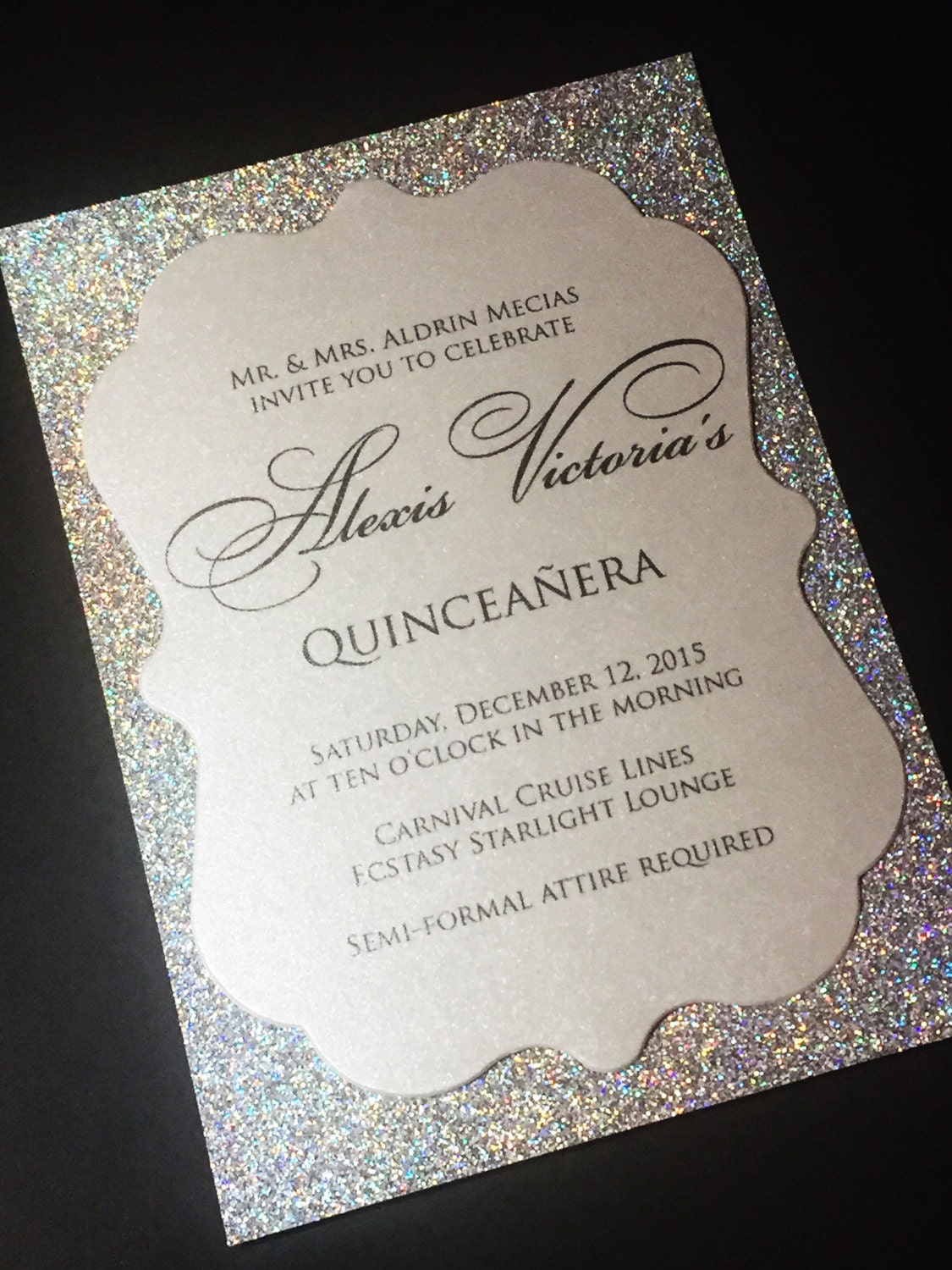 Quinceanera Invites – gangcraft.net